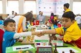 Échecs Jeunes : le Vietnam remporte de lor en Mongolie