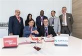 Vietjet Air et Safran signent un contrat de service SFCO2