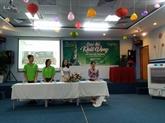 Camp dété 2017 du Fonds Khat Vong