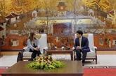 Vietnam et Israël veulent renforcer la coopération bilatérale intégrale