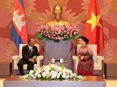 Le Vietnam et le Cambodge renforcent leur coopération intégrale
