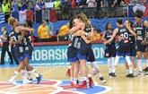 Basket : les Françaises retrouvent l'Espagne en finale de l'Euro