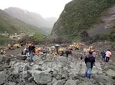 Glissement de terrain en Chine : message de sympathie du Vietnam