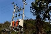 L'EVN exporte 0,7 milliard de kWh d'électricité en six mois