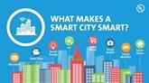 Coopération vietnamo-américaine dans le développement des villes intelligentes