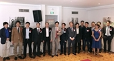 Le Consortium européen dexperts vietnamiens sur les hautes technologies se présente au public