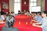 Congrès de lAssociation des étudiants vietnamiens en Belgique