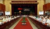Ouverture de la 10e Conférence du Comité du Parti pour Hô Chi Minh-Ville (Xe mandat)