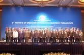 Le Vietnam à la conférence des présidents des parlements Asie - Europe en République de Corée