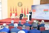 Vietnam et Bélarus cherchent à renforcer leurs liens économiques