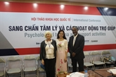 Le Professeur associé Hông Thai et le rêve de développer la psychologie