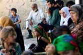 À Raqa, des enfants ouvrent la voie aux adultes pour fuir les jihadistes