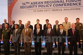 Le Vietnam à la conférence sur les politiques de sécurité du Forum régional de lASEAN