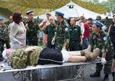 Le Vietnam se prépare aux opérations onusiennes de maintien de la paix