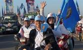 Cambodge : lancement des élections locales