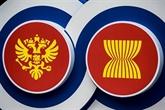 La Russie considère lASEAN comme un partenaire de sécurité important dans la région