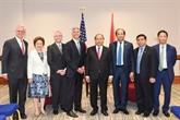 BRG et Hilton Worlwide, exemple de coopération Vietnam- États-Unis