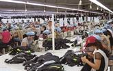 Lélan du développement industriel au Vietnam en baisse