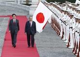 Lentretien entre les PM japonais et vietnamien couvert par la presse japonaise