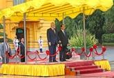 Des médias tchèques évoquent la visite dÉtat du président Milos Zeman au Vietnam