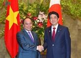 Vietnam - Japon : une nouvelle phase de coopération souvre