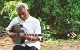 Danh Sà Râm, Artiste émérite de lethnie khmère
