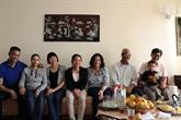 Une famille vietnamo-marocaine de quatre générations à Casablanca