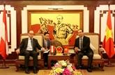 Renforcer la coopération Vietnam - Autriche dans les transports