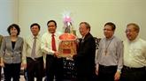 Le président du FPV rend visite à des dignitaires religieux de HCM-Ville