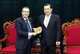 Dà Nang souhaite renforcer sa coopération avec le Maroc