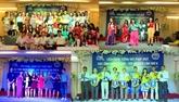 Binh Dinh accueille le Festival de la chanson francophone