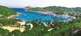 La baie de Vinh Hy à Ninh Thuân