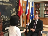Économie et commerce, l'essence de la coopération France - Vietnam
