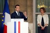 Emmanuel Macron rappelle les militaires à l'ordre sur le budget