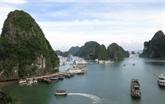 La baie de Ha Long, premier site touristique du Vietnam