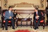 Hô Chi Minh-Ville et la R. de Corée veulent accélérer leur coopération dans léducation
