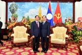 Célébration de l'Année de solidarité et d'amitié Vietnam-Laos, Laos-Vietnam 2017