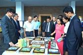 Le festival de lASEAN au Musée dethnologie du Vietnam