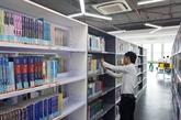 Inauguration de la bibliothèque «Inspiration»