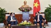 Vietnam - Thaïlande : renforcer la coopération dans le cadre de l'ACMECS