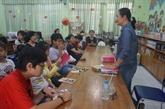 Un club de lecture pour les enfants