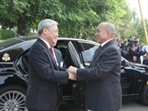 La presse cambodgienne informe de la visite au Cambodge du leader du PCV