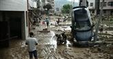 Catastrophes naturelles : moins de dégâts et moins de morts au premier semestre