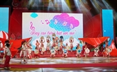 Hô Chi Minh-Ville : plus de 3.000 enfants pour le Festival