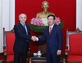 Le Vietnam remercie l'Italie, affirme leur partenariat stratégique