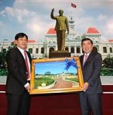 Hô Chi Minh-Ville approfondit ses relations avec des provinces du Laos