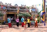 La tête et le cœur du village traditionnel