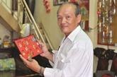 Vo Tân Thành, le dessinateur des portraits de criminels