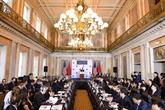 La Chine reconnaît lobjectif de réduire le déficit commercial, selon Washington