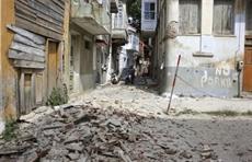 Séisme : deux morts sur lîle grecque de Kos en mer Égée